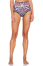 Native Paisley Bathing Suit Bottoms in Multi