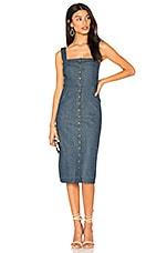 Clayton Marina Denim Candace Dress in Marina Denim