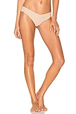 Cotton Thong en Nude
