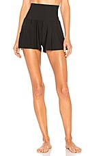 Commando Butter High Rise Short in Midnight
