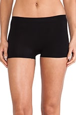 Ballet Body Collection Boy Short in Black