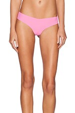 Thong in Petal Pink