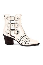 Coach 1941 Pheobe Studded Bootie in Chalk
