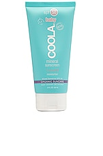 COOLA Mineral Baby SPF 50 Unscented Lotion