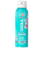 COOLA Travel Body SPF 50 Guava Mango Sunscreen Spray