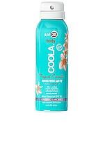 COOLA Travel Body SPF 30 Tropical Coconut Sunscreen Spray