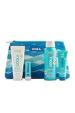 COOLA Sport Essentials Classic Sport Travel Kit