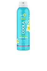 COOLA Eco-Lux Body SPF 30 Pina Colada Sunscreen Spray