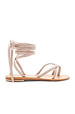 Aiano Sandals in Rose Quartz
