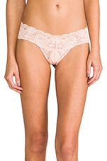 Never Say Never Cutie LR Thong in Bellini