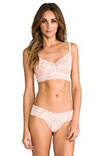 Never Say Never Sweetie Bra in Bellini