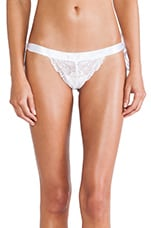 Fetherston LR Thong in White