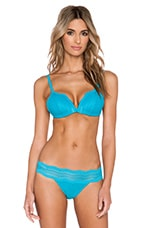 Dolce Tri Soft Push Up Bra in Babylon Blue