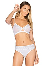 Constance Soft Bra in White