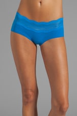 Dolce Boy Short in Atlantic Blue