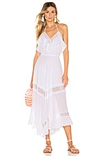 Charo Ruiz Ibiza Sabine Dress in White