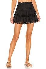 Charo Ruiz Ibiza Greta Skirt in Black