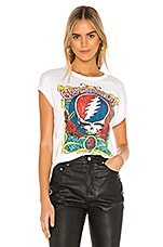 Chaser Grateful Dead Vintage Dead Tee in White
