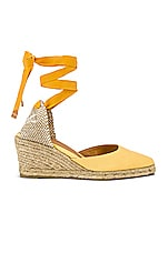 Castaner Joyce Wedge in Yema