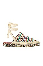 Castaner x Missoni Romy Flat in Multi