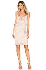 Chrissy Teigen x REVOLVE Panang Midi Dress in Champagne
