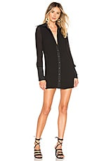 Chrissy Teigen x REVOLVE Phuket Mini Dress in Black