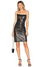 Chrissy Teigen x REVOLVE Gabriel Mini Dress in Black