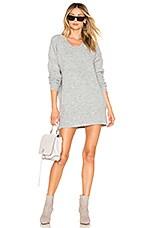 Chrissy Teigen x REVOLVE Logan Sweater in Grey Melange