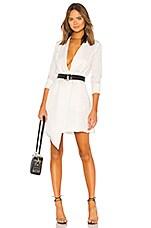 Chrissy Teigen x REVOLVE White Temple Blazer in Ivory