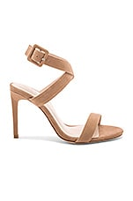 Chrissy Teigen x REVOLVE Murry Heel in Tan