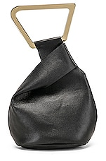Cult Gaia Astraea Tote in Black