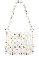 Cult Gaia Acrylic Jasmine Bag in Clear