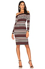 cupcakes and cashmere Tommy Dress in Black