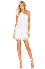 cupcakes and cashmere Cosmo Dress in White