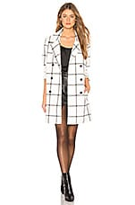 cupcakes and cashmere Aletta Coat in Ivory
