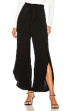 cupcakes and cashmere Octavia Pant in Black