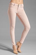 The Ankle Skinny en Rose Smoke