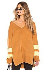 Current/Elliott The 79 Sweater in Brown Sugar