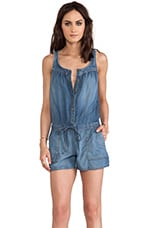 Current/Elliott The Ruby Romper in Stockyard