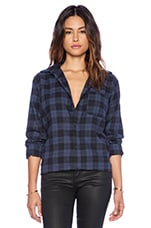 The Prep School Shirt in Cabin Plaid