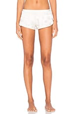 Angie Tap Short en Bone
