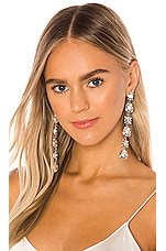 DANNIJO Jodes Earrings in Silver