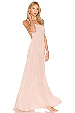 Daydream Nation Hopeless LA Maxi Dress in Ballerina