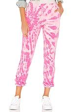 DAYDREAMER X REVOLVE Tie Dye Pant in Pink Tie Dye