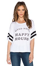 T-SHIRT HAPPY HOURS