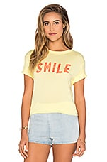 T-SHIRT GRAPHIQUE SMILE