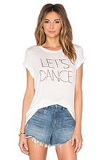 T-SHIRT LETS DANCE