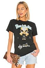 DAYDREAMER Snoop Gin n Juice Tee in Washed Black