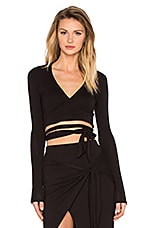 Harper Top in Black