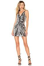 DELFI X REVOLVE Frankie Dress in Silver